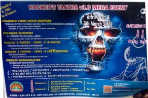 Hackers tantra mega event