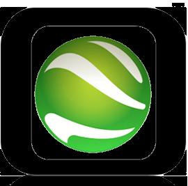 The Foliage Logo Justnashik