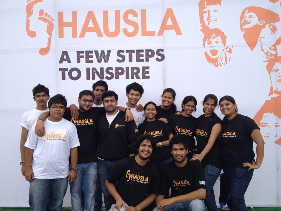 Hausla A Marathon For Special Kids
