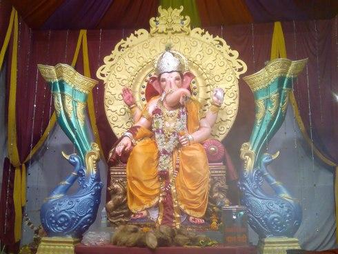Lalbag Cha Raja, Bhadrakali ,Nashik