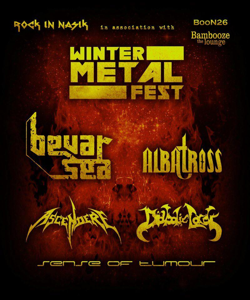 Winter Metal Fest Nashik