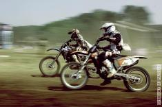 Gulf dirt track F.M.S.C.I National championship captured by Just Nashik
