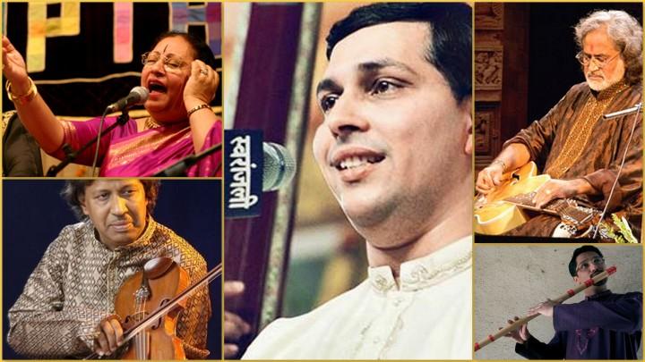 Swarajhankar -Indain Classical Music Extravaganza