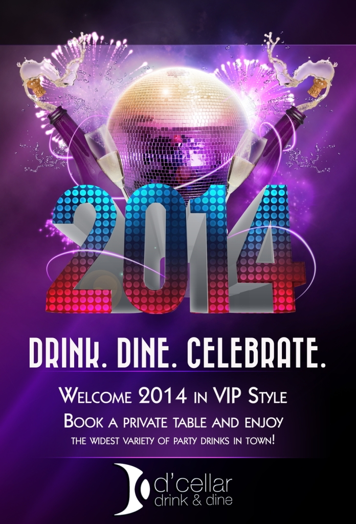Decellar Drink Dine Celebrate New Year Party 2014 in nashik