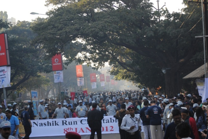 Nasihk Run 2012