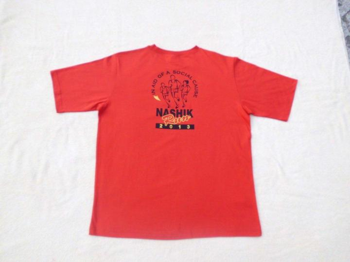 Nashik Run 2013 T Shirt