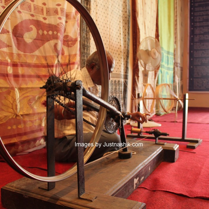 National Handloom Exhibition 2013 Nashik