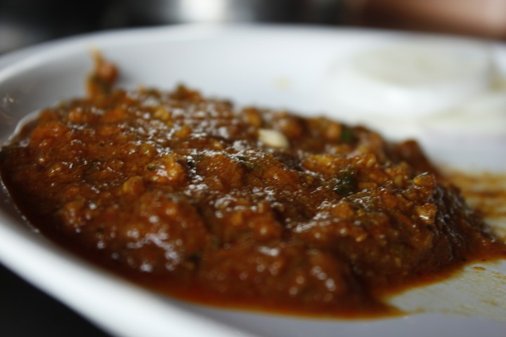 Kheema at Cafe Maharaja Nashik