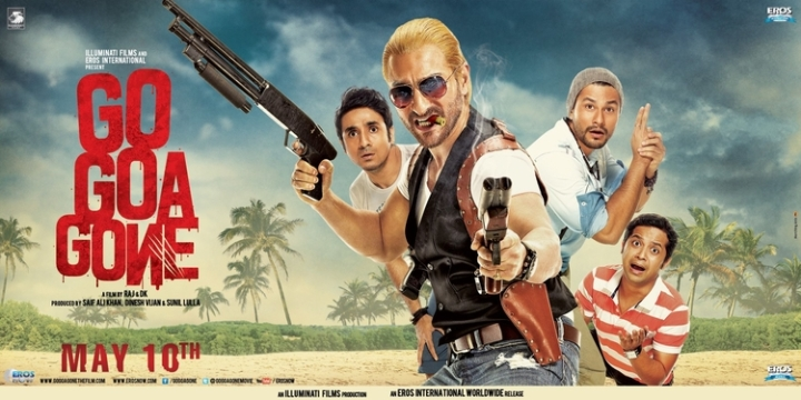 Go Goa Gone Just Nashik Movie Review