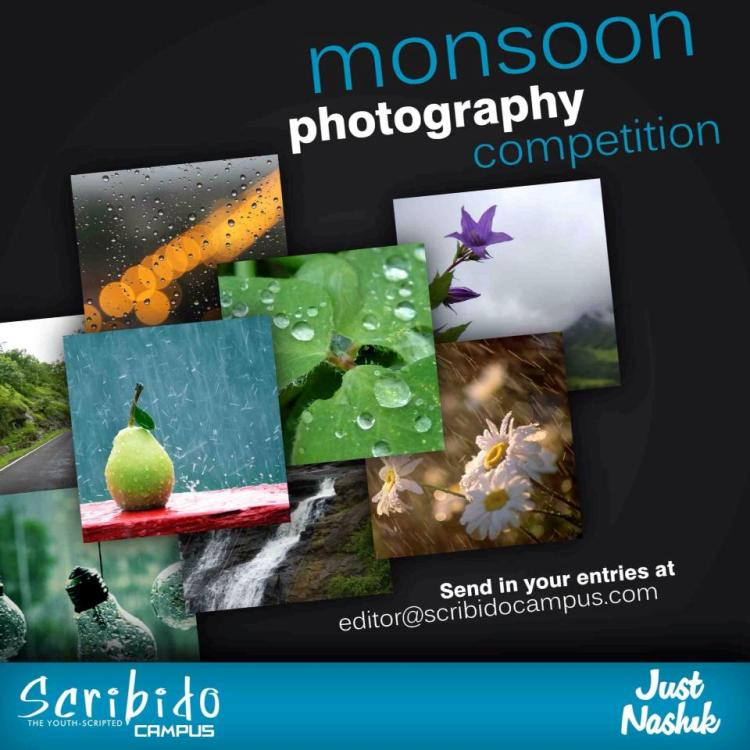 Monsoon Photography Competition in Nashik