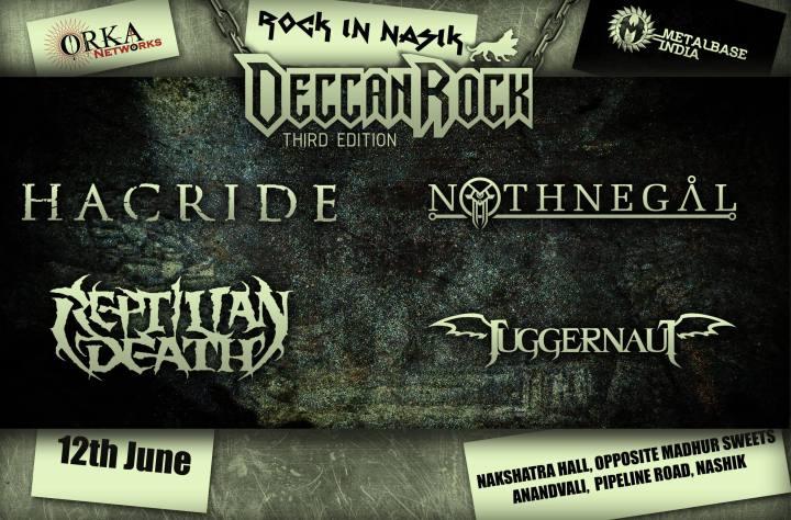 Deccan Rock Edition Nashik Lef