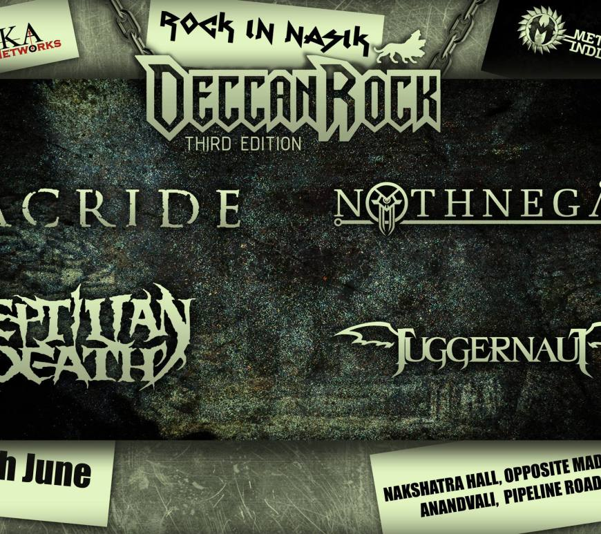 Deccan Rock Edition Nashik Lef