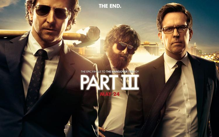 Hangover Part 3 Review By Justnashik