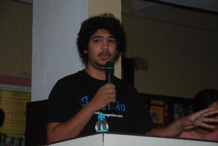 Entrepreneur in the city: Shaunak Chafekar (Scribido Group)