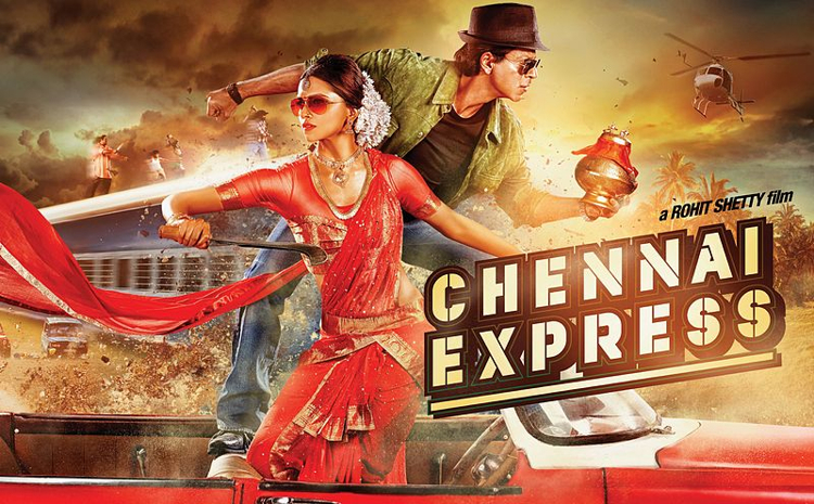 Chennai Express Movie Review Justnashik