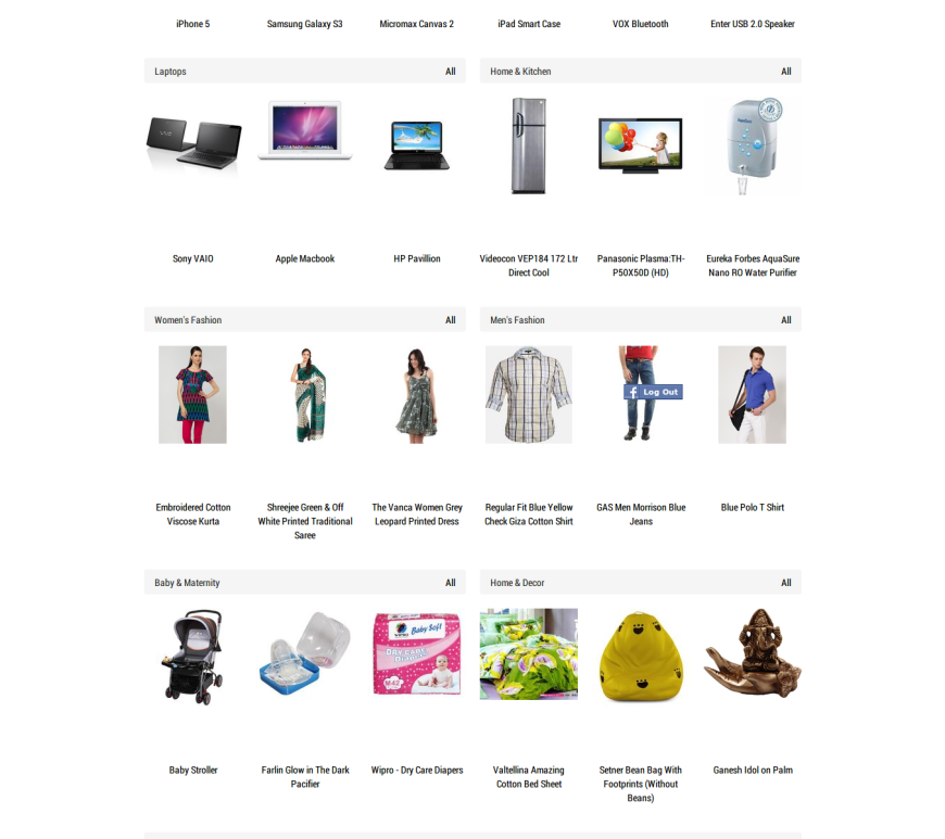 Wisebuy Find any product | 30 lac+ products from 150+ retailers in India