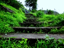 Just nashik photo essay Ramshej Fort Nashik