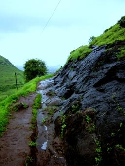 Just nashik photo essay Ramshej Fort Nashik