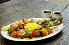 The Kebab and Biryani festival at Sula Vineyards