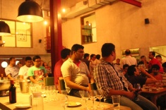 Vertical Tasting at The Cellar, The Sula Vineyards, Nashik