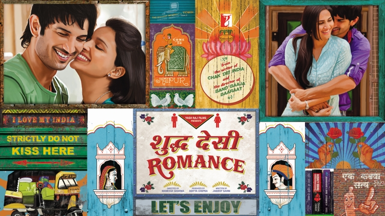 Just nashik movie review: Suddh Desi Romance