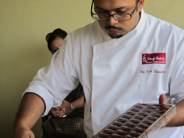 Choco Vino festival at Mercury wines