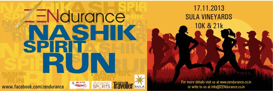 Nashik Spirit Run By Zendurance