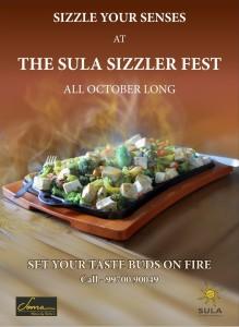 Sizzler Fest 2013 at Soma Sula Vineyards Nashik