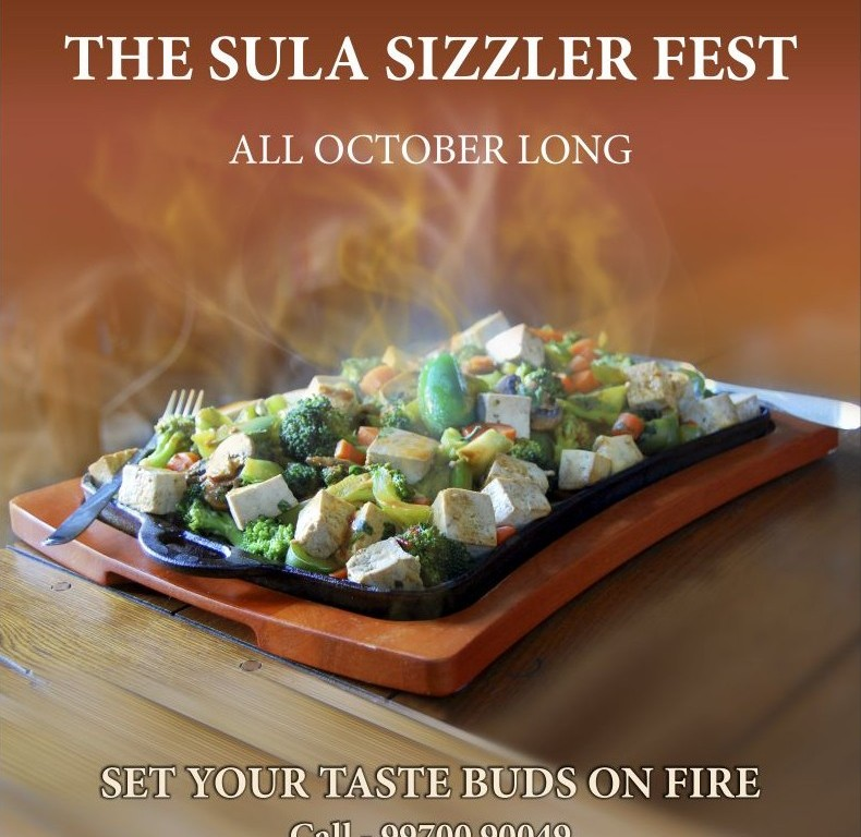 Sizzler Fest 2013 at Soma Sula Vineyards Nashik