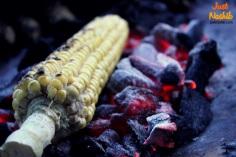 Bhutta (Roasted Corn) Nashik
