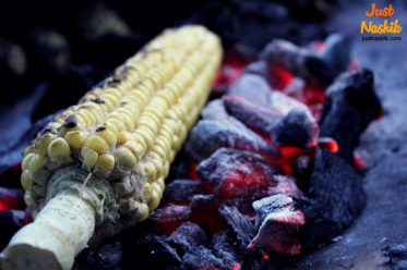 Bhutta (Roasted Corn) Nashik