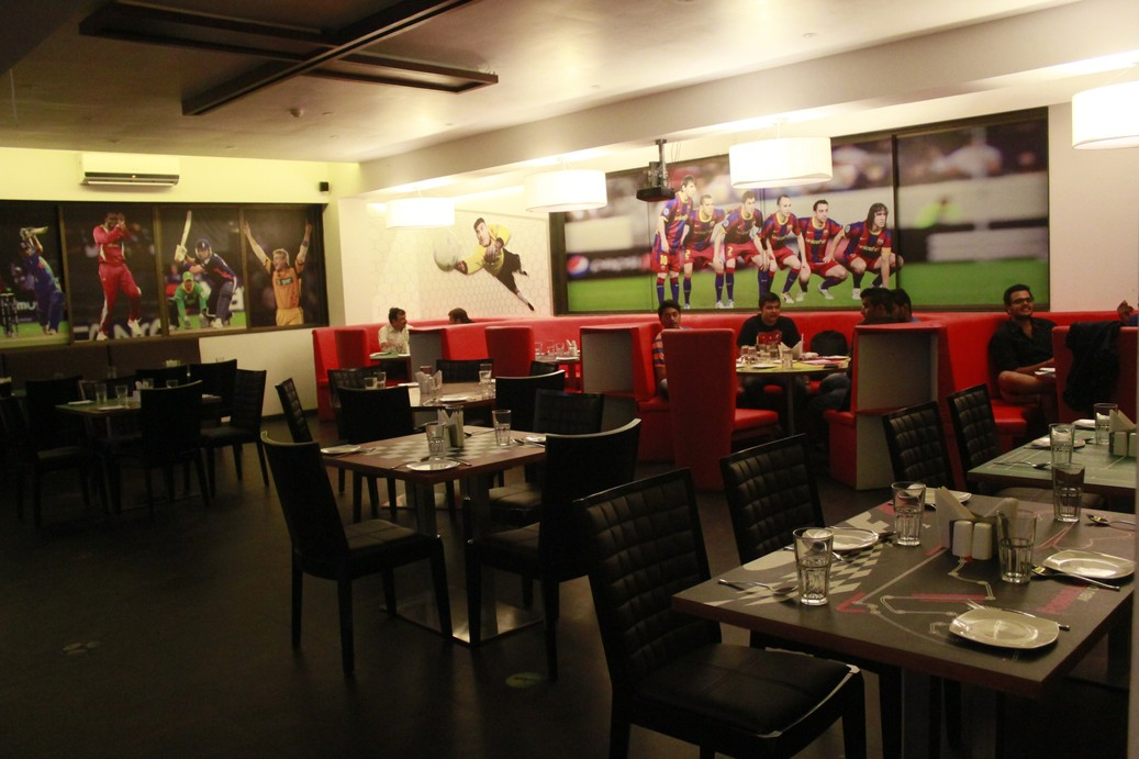 Players lounge nashik