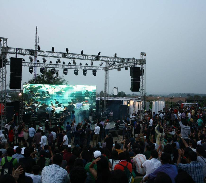 Sulafest 2014 Sula Vineyards nashik