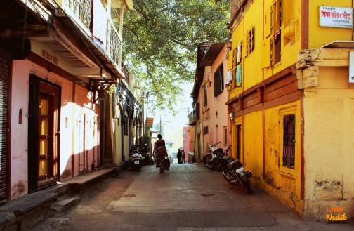 Street of Nashik
