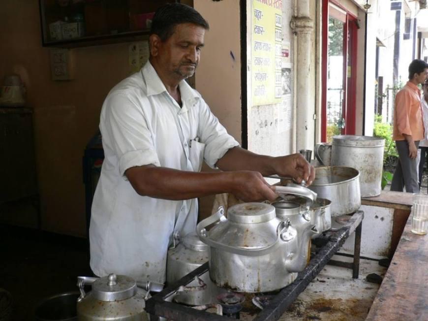 Salim Chai nashik