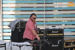 Tom pepe at Sulafest 2014 nashik