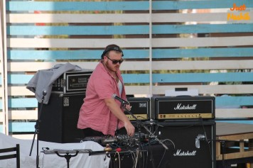 Tom pepe at Sulafest 2014 nashik