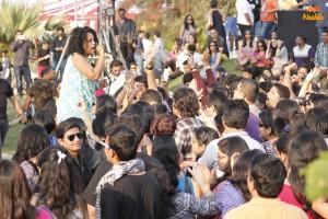 Susheela Raman at Sulafest 2014 nashik