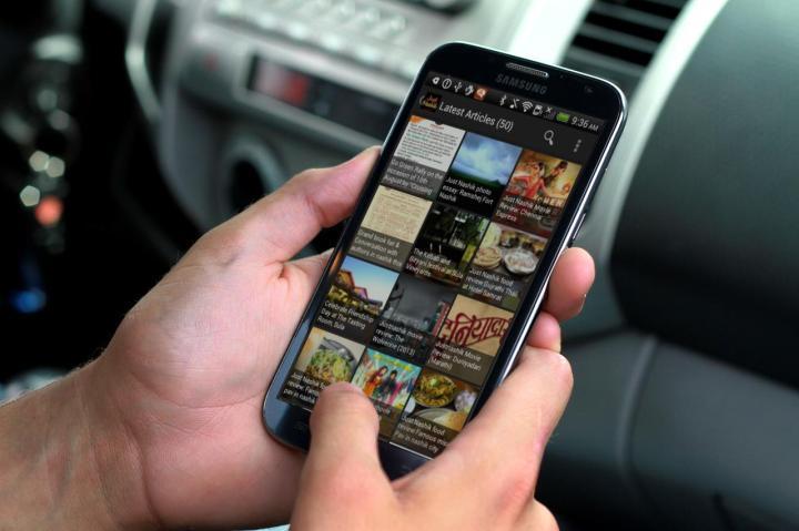 Justnashik Mobile App