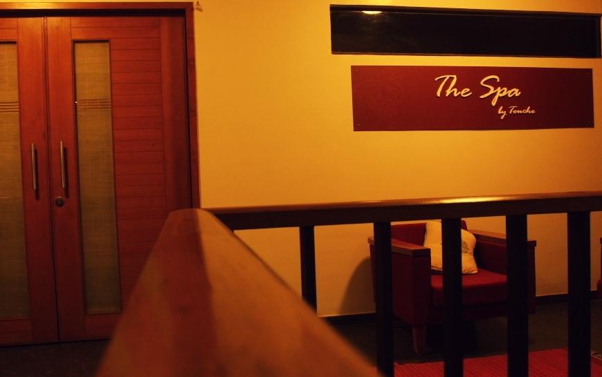The Spa at Sula Vineyards Nashik