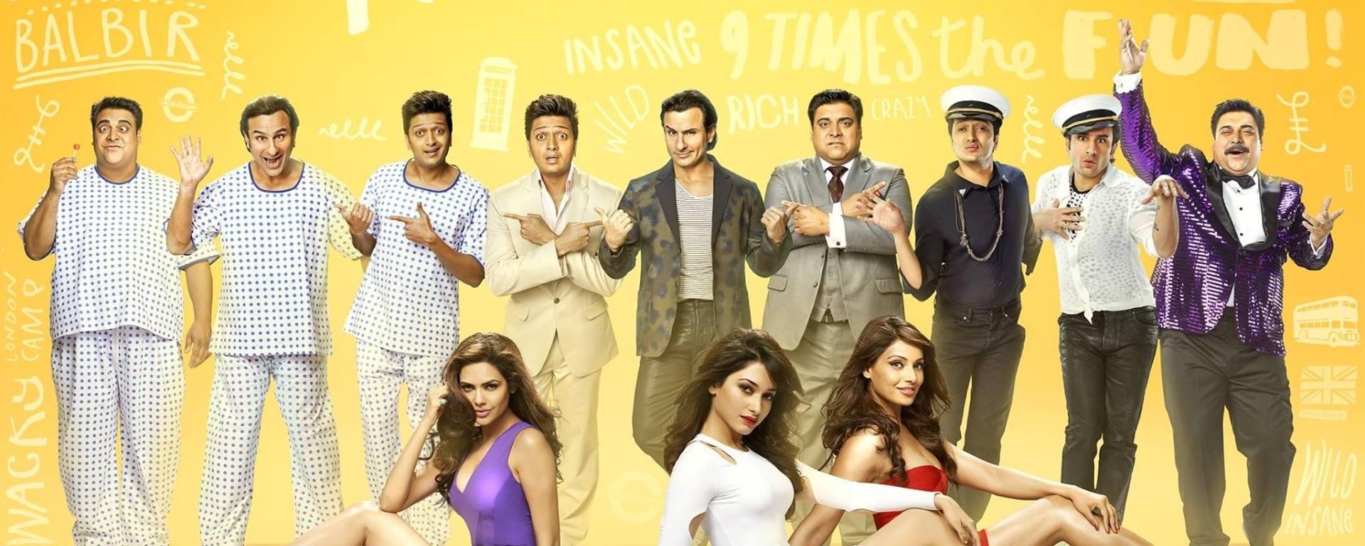 Humshakals Movie review