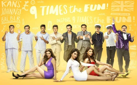 Humshakals Movie review