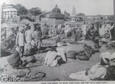 Old Bazzar (Market) in Nashik