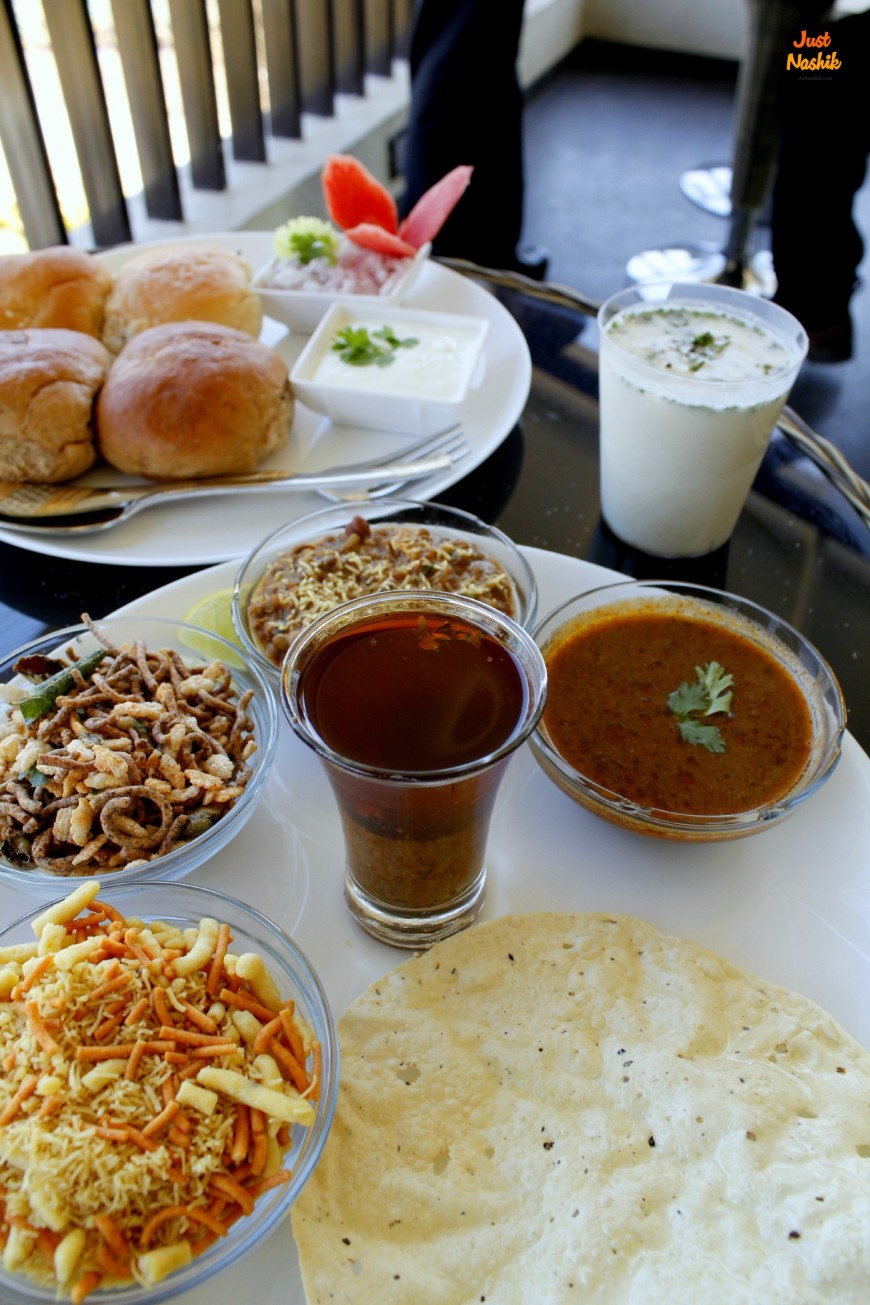 Marathi Brunch at Culture Kitchen
