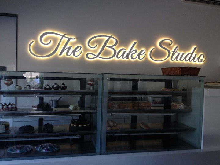 Bake Studio At bon Vivant nashik