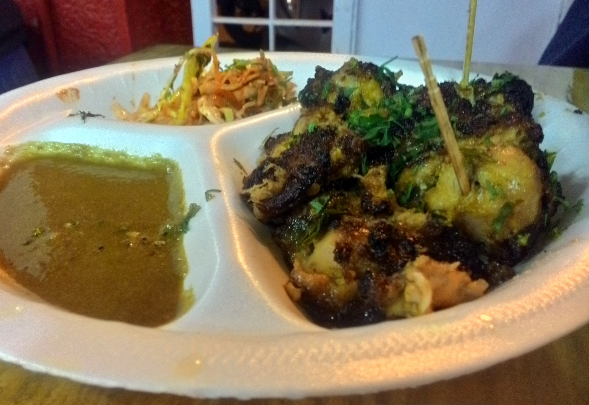 Nizami Kebab at Al Arabian Express Nashik