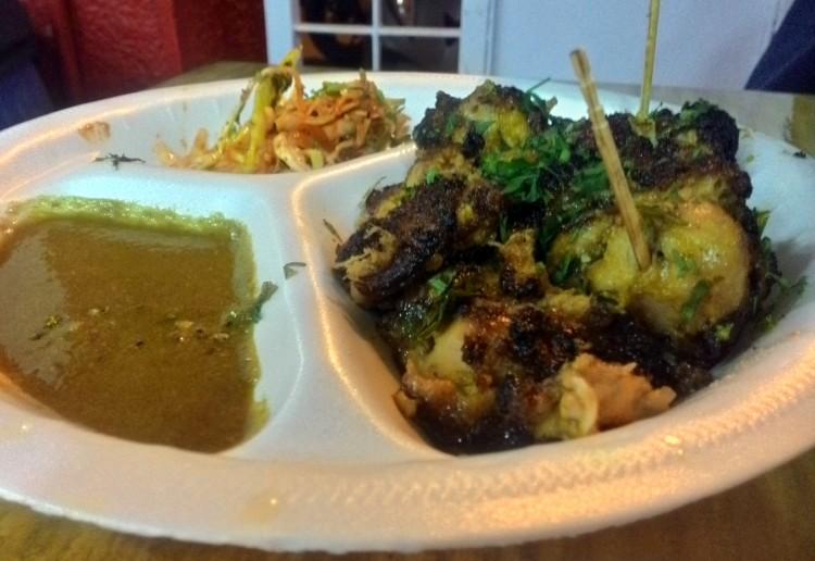 Nizami Kebab at Al Arabian Express Nashik