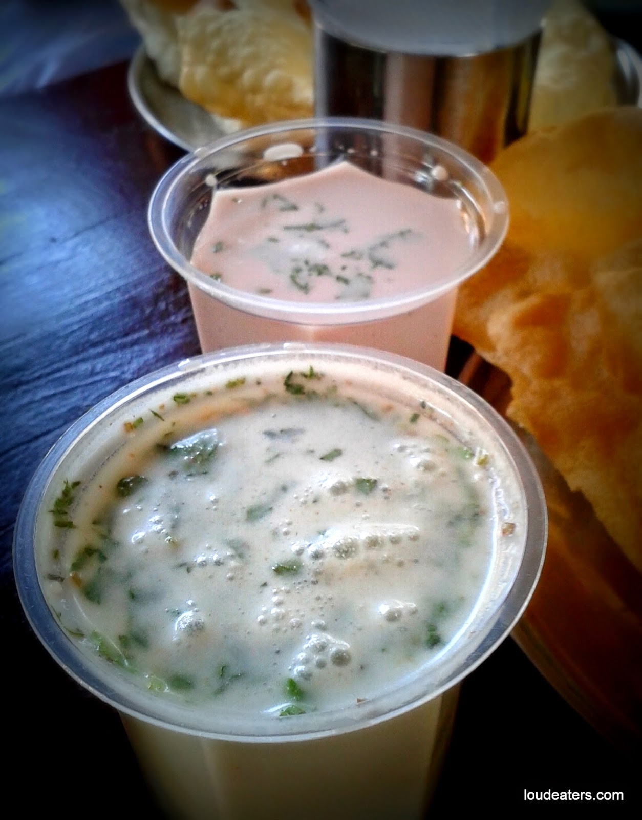 Sol kadi and buttermilk are the perfect accompaniments to Misal