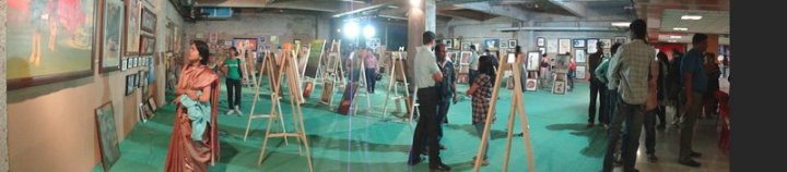 Artfest by Ruchir Art Gallery at City Center Mall