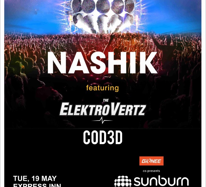 Sunburn Reload Nashik at Express Inn